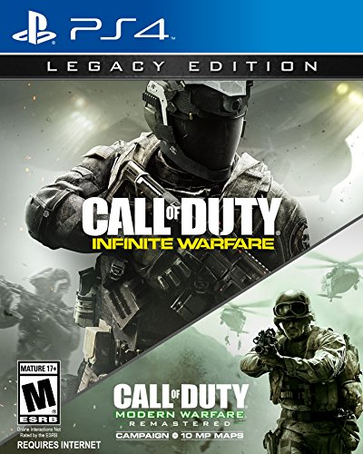 Call of Duty: Infinite Warfare – Legacy Edition – PS4 y XBOX One