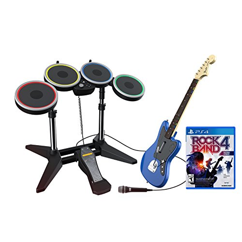 Rock Band Rivals Band Kit PlayStation 4