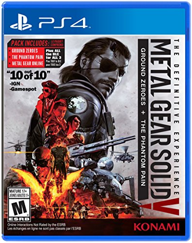 Metal Gear Solid V: The Definitive Experience – PlayStation 4 & XBOX One