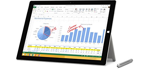 Microsoft Surface Pro 3 Tablet 12″ 256 GB Intel Core i7