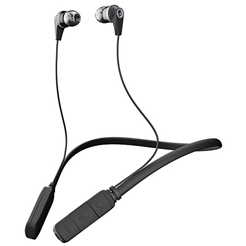 Skullcandy Ink'd Bluetooth Wireless Earbuds with Mic