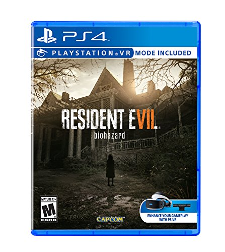 Resident Evil 7: Biohazard – PlayStation 4 & XBOX One