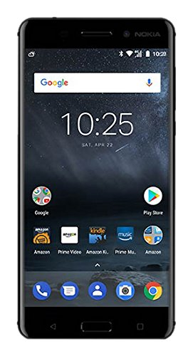 Nokia 6 – 32 GB – Unlocked – Black – Prime Exclusive – Android
