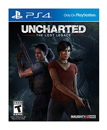 Uncharted: The Lost Legacy – PlayStation 4