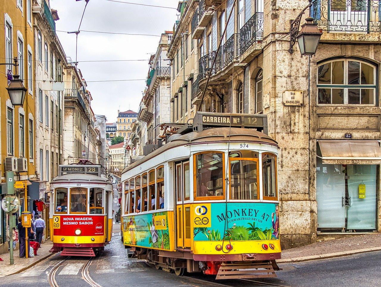 Transporte público Lisboa