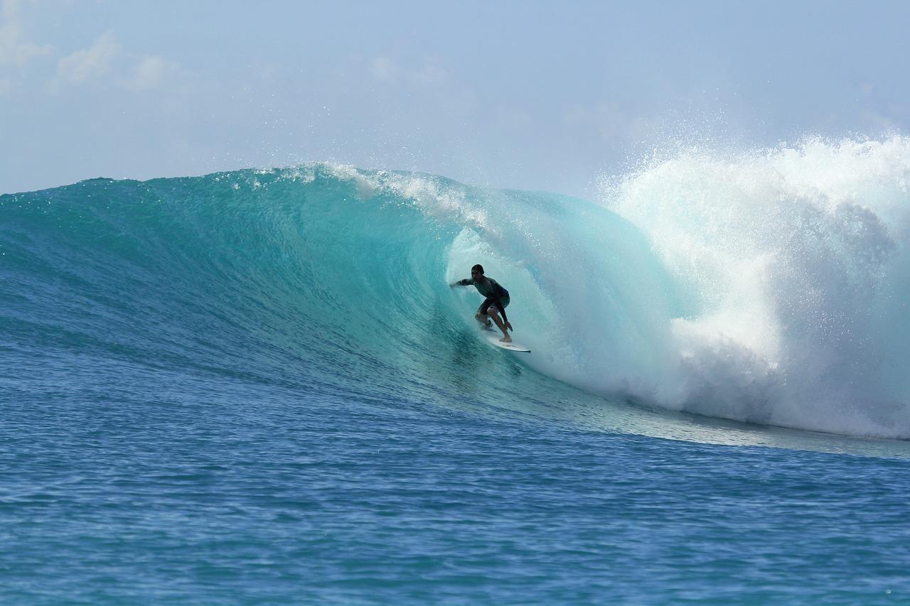 Lugares para hacer surf en Portugal