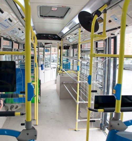 Autobus expres al aeropuerto de Madrid