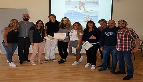 "Jornadas: ""El surf como modelo deportivo, terapéutico e integrador"", Universidad de Cadiz"