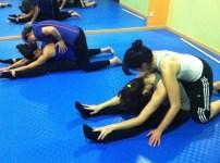 Flexibilidad por parejas