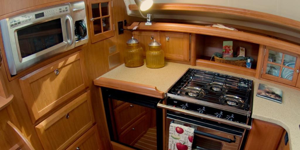 The Galley Kitchen Boat Allrecipes