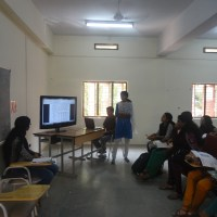 "TALK ON ""PUBLIC HEALTH AND HEALTH CARE SERVICES IN KERALA"""