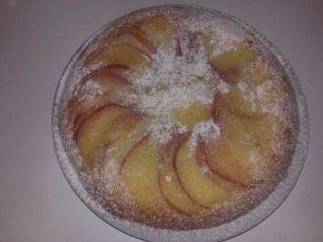 cake aux pommes5