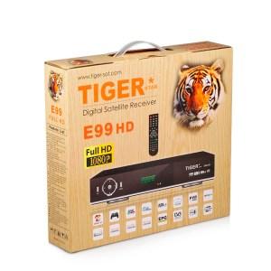 TIGER E99 HD Satellite Receiver Softwar, Tools