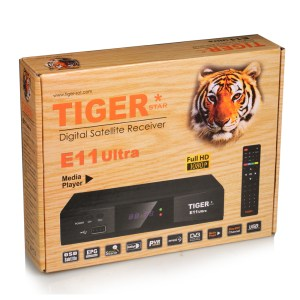 TIGER E11 ULTRA Satellite Receiver Softwar, Tools