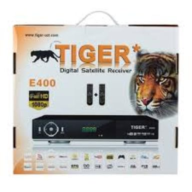 TIGER E400 HD Satellite Receiver Softwar, Tools