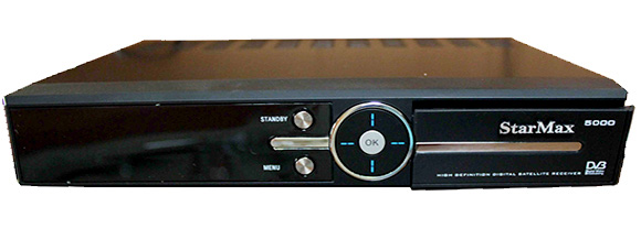 StarMax 5000 Full HD Receiver New Software