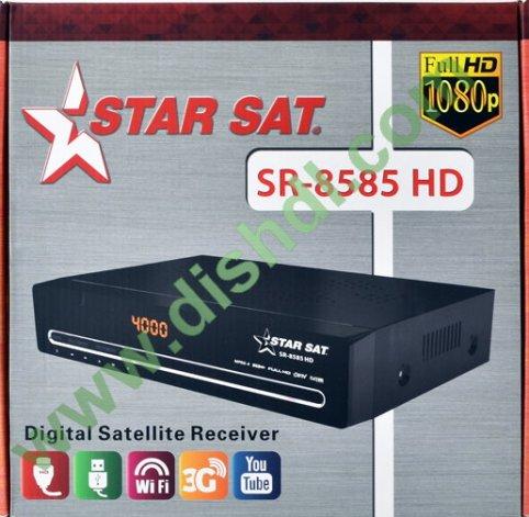 Starsat SR-8585 HD Latest Software Update