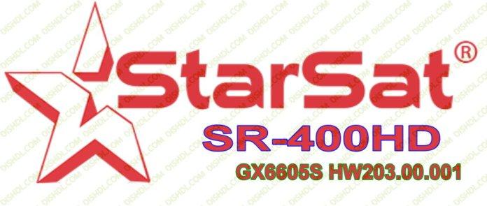 STARSAT SR-400HD SOFTWARE