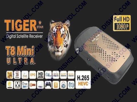 UPDATE TIGER T8 MINI ULTRA SOFTWARE