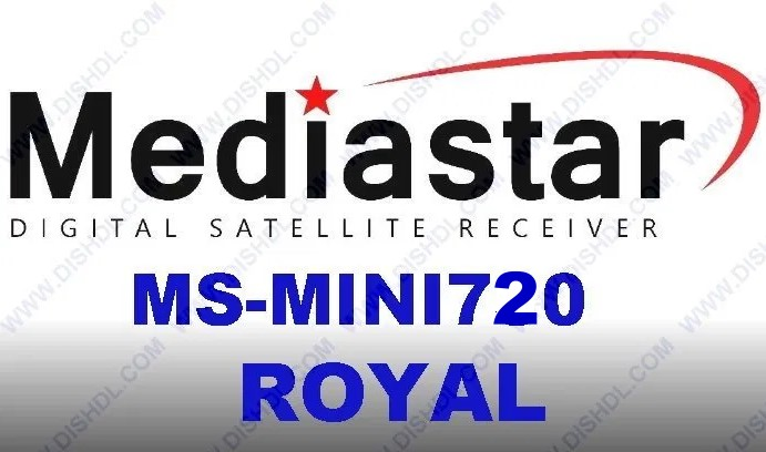 MEDIASTAR MS-MINI720 ROYAL SOFTWARE