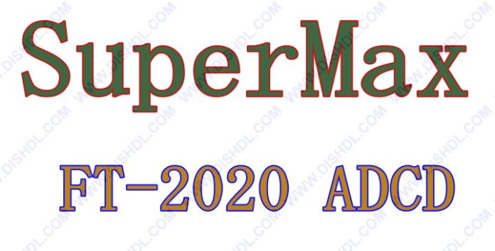 SUPERMAX FT-2020 ADCD SOFTWARE
