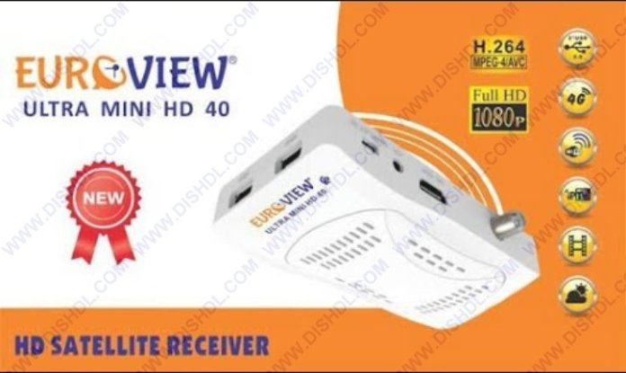 EUROVIEW ULTRA MINI HD 40 SOFTWARE UPDATE