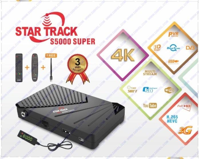STARTRACK SRT S5000 SUPER SOFTWARE UPDATE