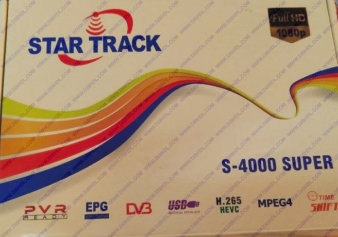 STARTRACK SRT S4000 SUPER SOFTWARE UPDATE
