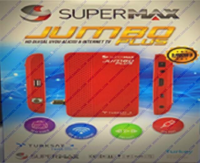 SUPERMAX JUMBO PLUS MINI HD SOFTWARE UPDATE