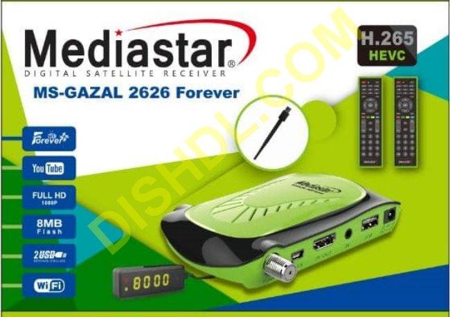 MEDIASTAR MS-GAZAL 2626 FOREVER SOFTWARE