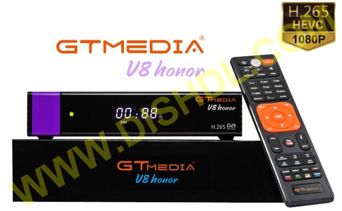 GTMEDIA V8 HONOR SOFTWARE UPDATE