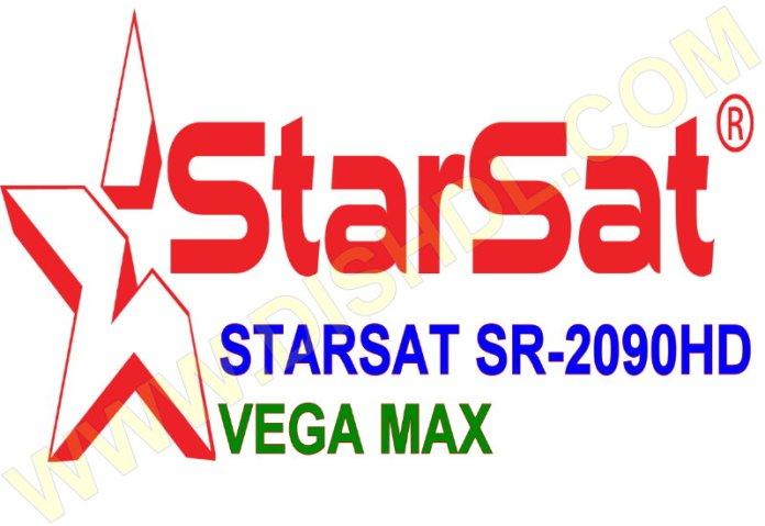 STARSAT SR-2090HD VEGA MAX SOFTWARE UPDATE