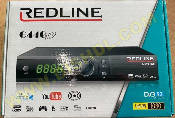 REDLINE G440 NEW SOFTWARE UPDATE