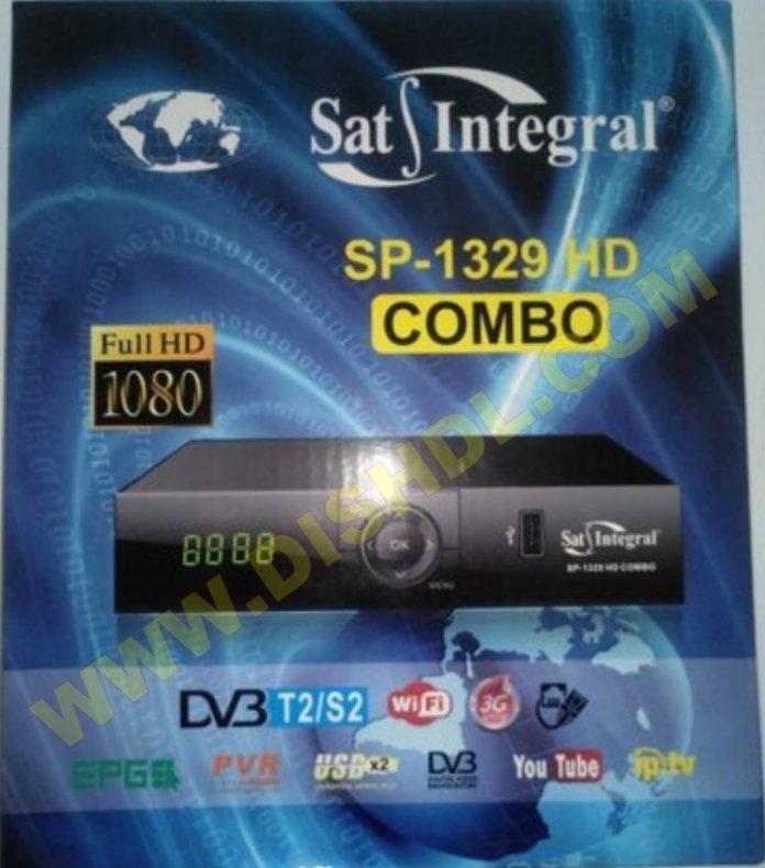 SAT-INTEGRAL SP-1329HD COMBO SOFTWARE