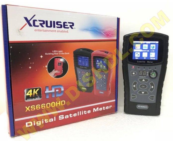 XCRUISER DIGITAL FINDER XS6600HD SOFTWARE