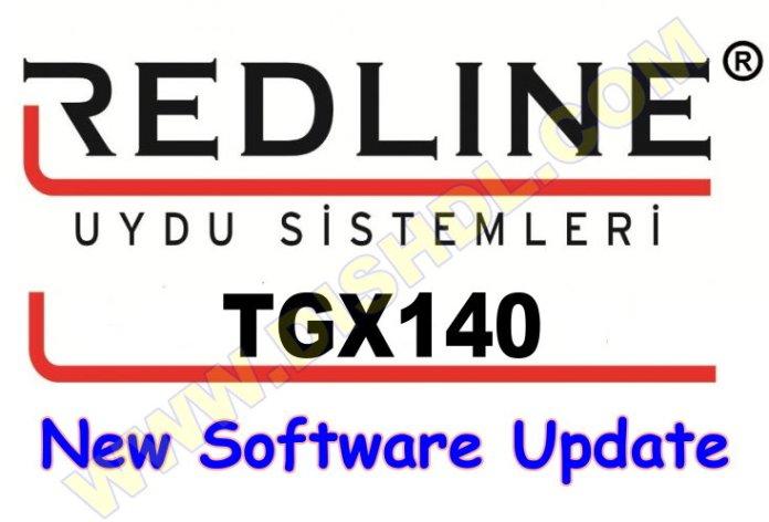 REDLINE TGX140 RECEIVER SOFTWARE UPDATE