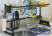 best dish drainer rack