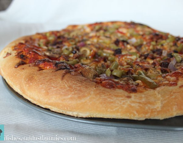The Ultimate Pizza Dough Recipe for Stand Mixers
