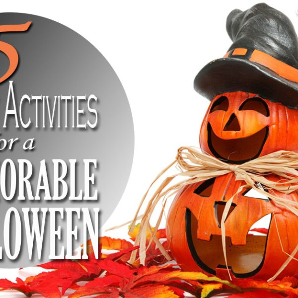 5 Family Activities for a Memorable Halloween