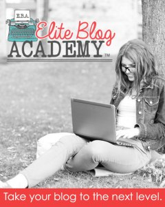 Take your blog to the next level with Elite Blog Academy