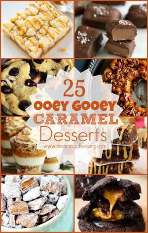 25 ultimate caramel desserts