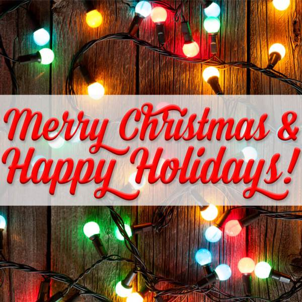A special message for my readers this Holiday season