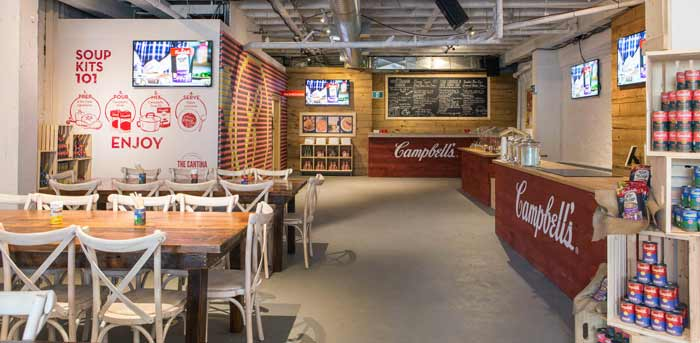 The Cantina By Campbell's
