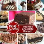 Irresistible Chocolate Recipes – Pins of the Week!