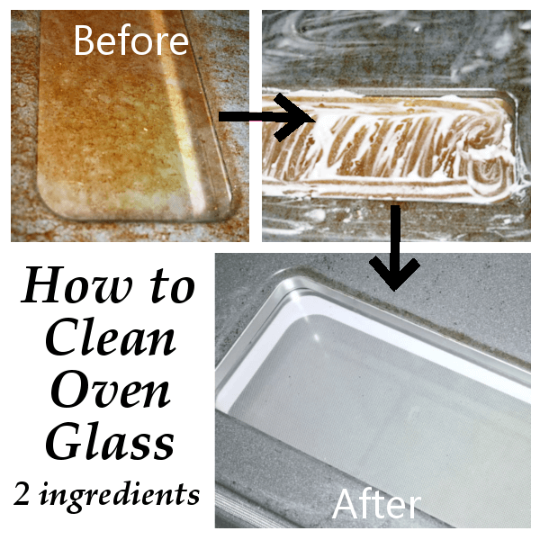 How to Clean Oven Glass from DIY Home Sweet Home