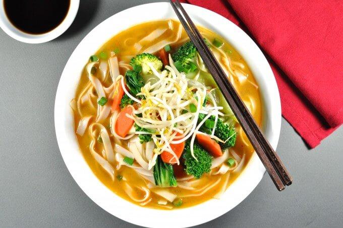 Dan Dan Noodle Soup from RecipeTin Eats