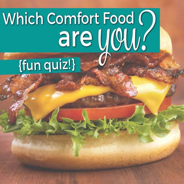 Which Comfort Food are you?