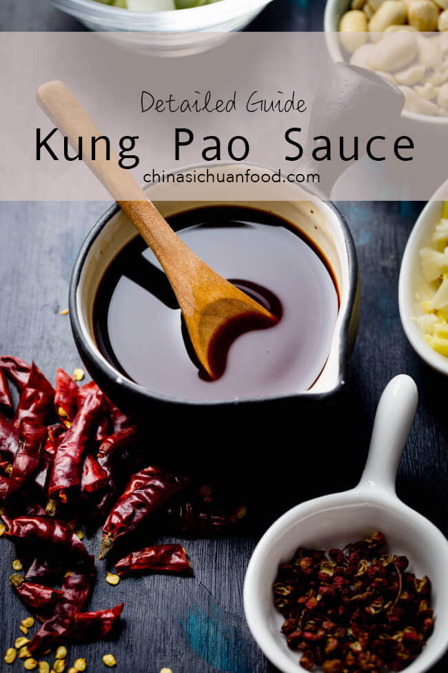 Kung Pao Sauce from China Sichuan Food