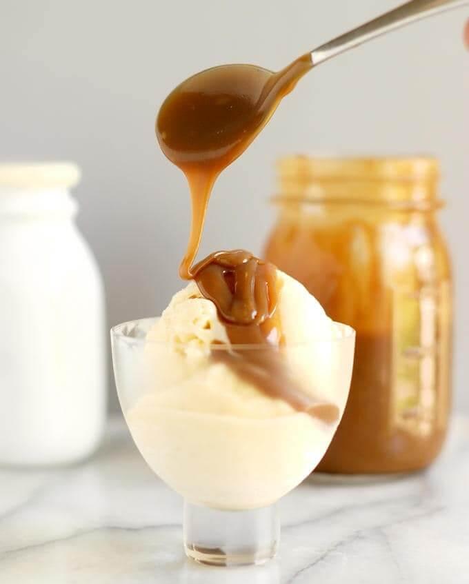 Butterscotch Sauce from Baking Sense