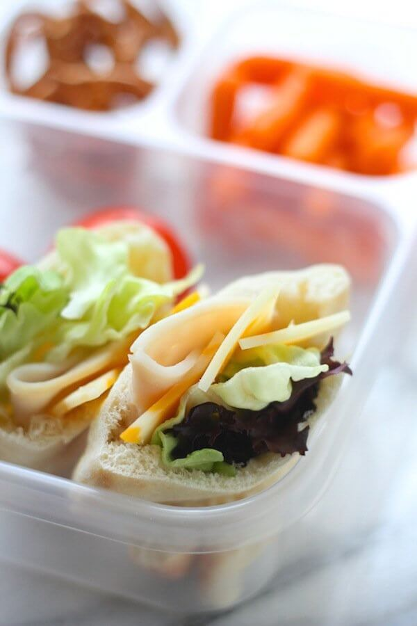 50 School Lunch Ideas (Healthy & Easy) from Lauren's Latest